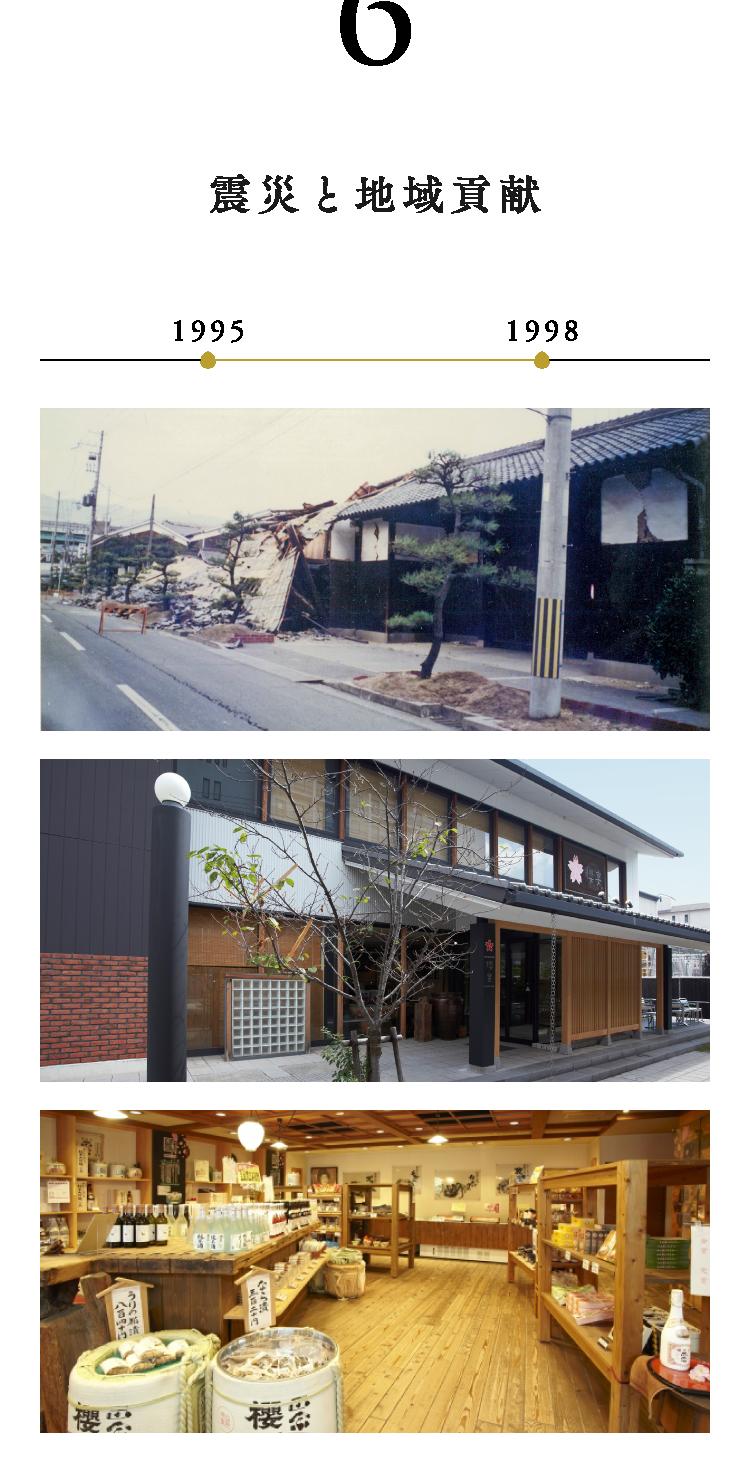 震災と地域貢献